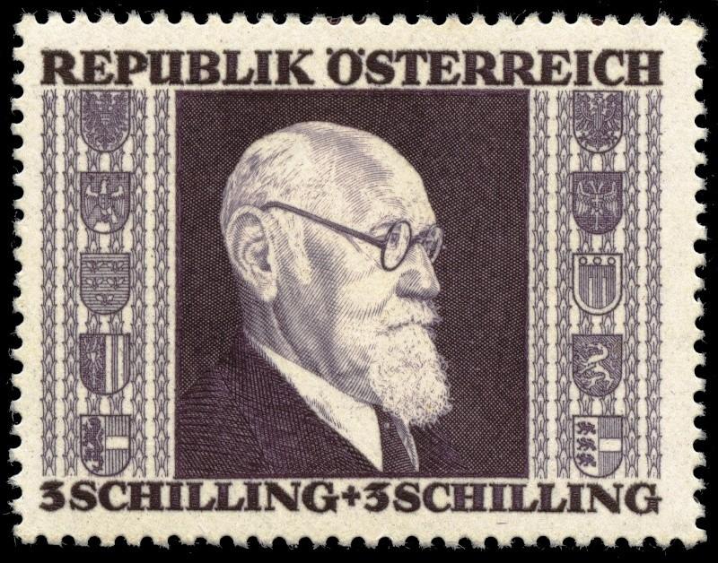 Briefmarken - Österreich, Briefmarken der Jahre 1945-1949 Ank_7718