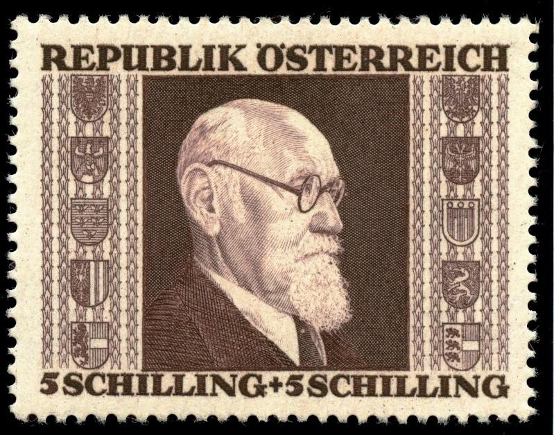 Briefmarken - Österreich, Briefmarken der Jahre 1945-1949 Ank_7719