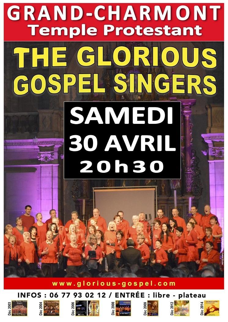 Trait d'Union du 24 avril 201- + commande saucisses + annonce Gospel Gospel10