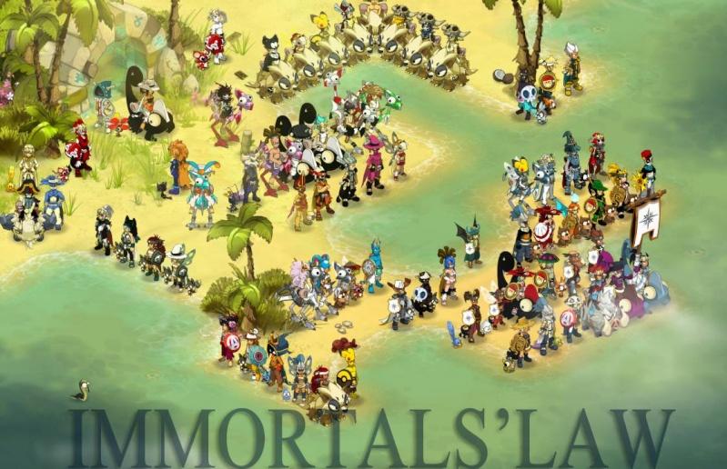 Immortals' Law