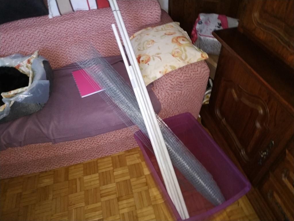 Construction de ma cage à rattou 15457312
