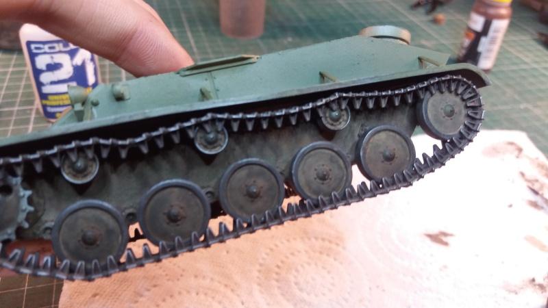T-70M  - MiniArt - 1/35 20160510