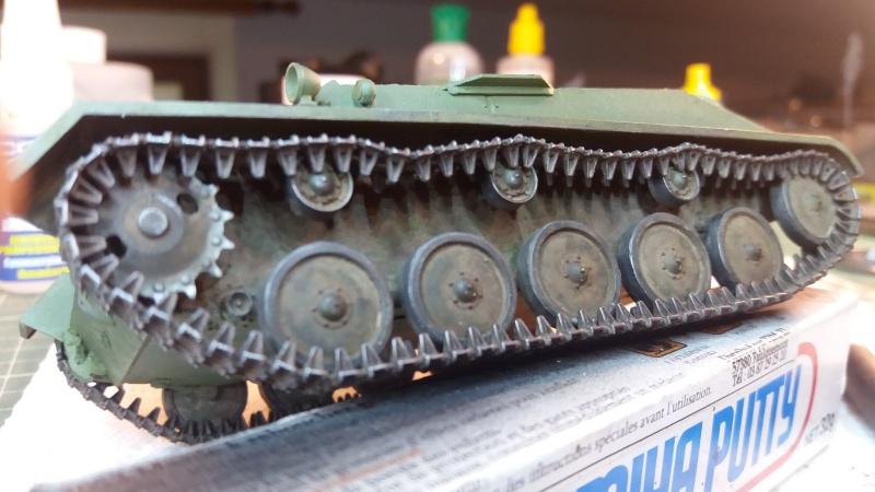 T-70M  - MiniArt - 1/35 20160511