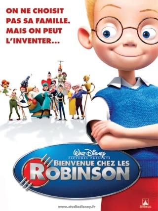 Bienvenue chez les Robinson Affich10