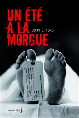 Un été à la morgue Couv3510