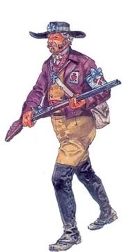 [reproduction] Brassard capitaine de paroisse Vendéen Cpt110