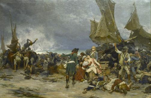 [reproduction] Corne d'appel (de chasse) Chouanne / Vendéenne Episod10