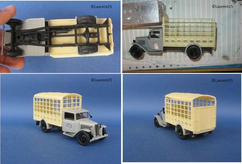 CITROEN  Type 23 transport de Cochons  – 1940 Image_10