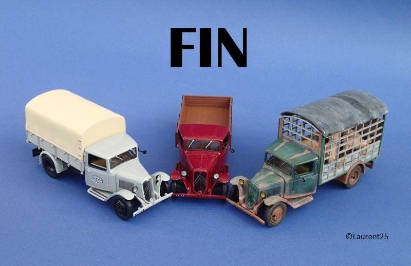 CITROEN  Type 23 transport de Cochons  – 1940 Image_13
