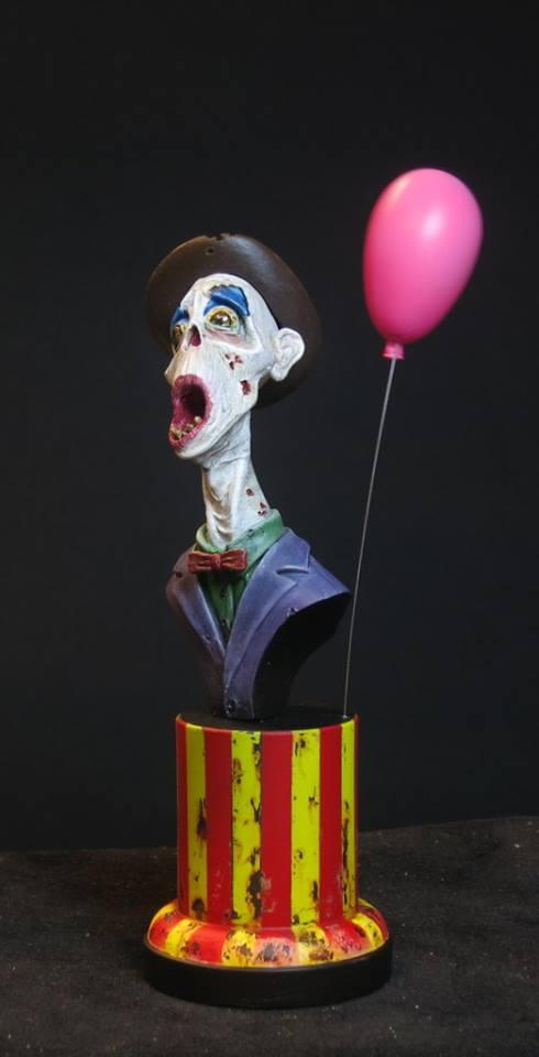 Clown Zombie 12670710