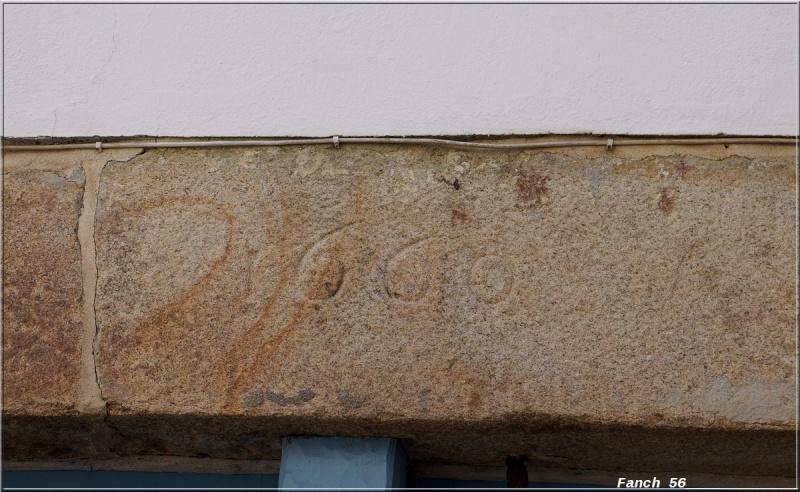 Fil ouvert-  Dates sur façades. Année 1602 par Fanch 56, dépassée par 1399 - 1400 de Jocelyn - Page 3 Dateau15