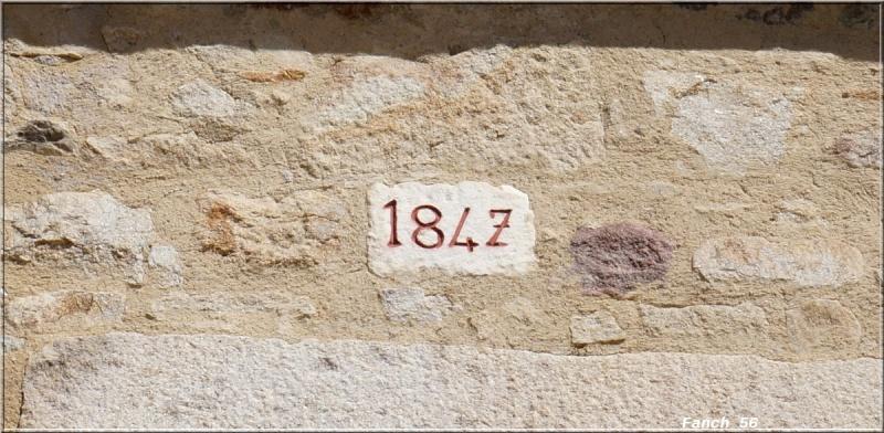Fil ouvert-  Dates sur façades. Année 1602 par Fanch 56, dépassée par 1399 - 1400 de Jocelyn - Page 3 Dateau16