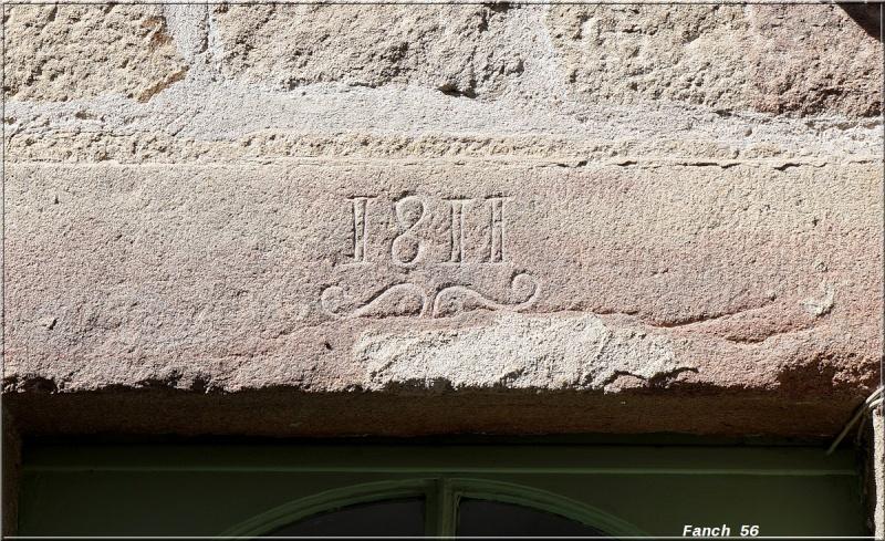 Fil ouvert-  Dates sur façades. Année 1602 par Fanch 56, dépassée par 1399 - 1400 de Jocelyn - Page 3 Dateau17