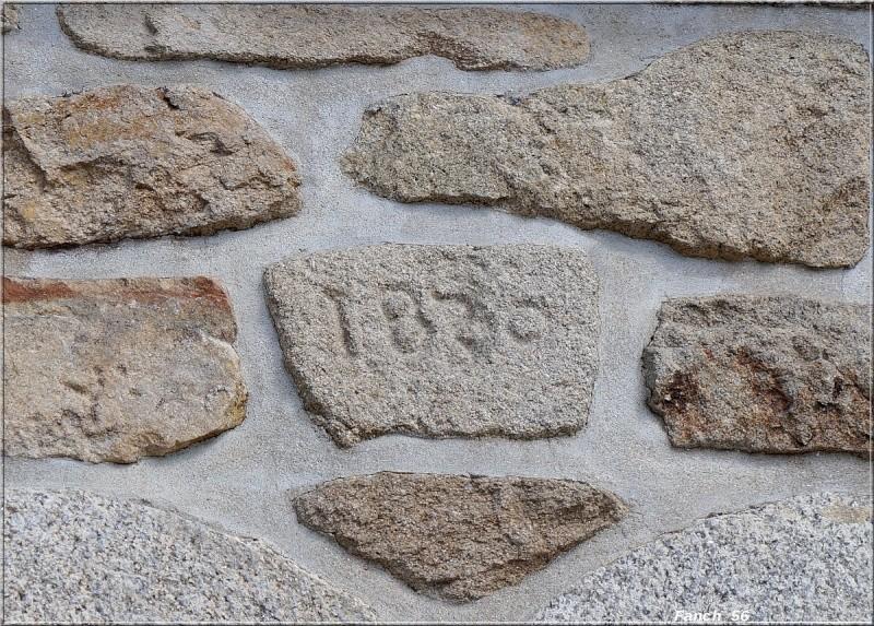 Fil ouvert-  Dates sur façades. Année 1602 par Fanch 56, dépassée par 1399 - 1400 de Jocelyn - Page 3 Dateau18