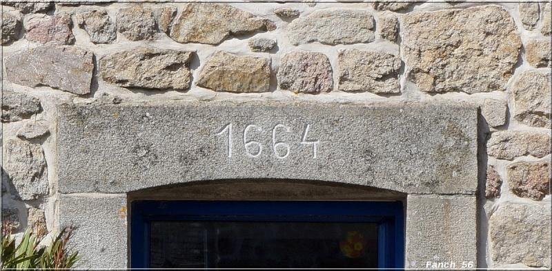 Fil ouvert-  Dates sur façades. Année 1602 par Fanch 56, dépassée par 1399 - 1400 de Jocelyn - Page 3 Datefa10