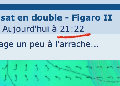 Transat en double - Figaro II Captur15