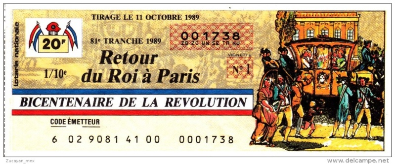 Billets de Loterie de Collection 036_0010