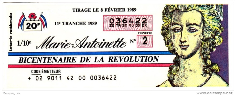 Billets de Loterie de Collection 074_0010