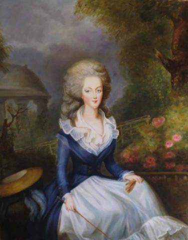 A vendre: portraits de Marie-Antoinette - Page 2 18395710