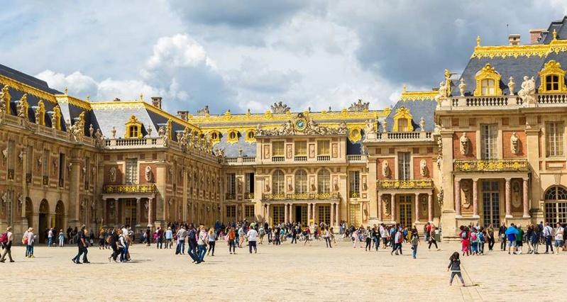La stratégie du Château de Versailles 20013110