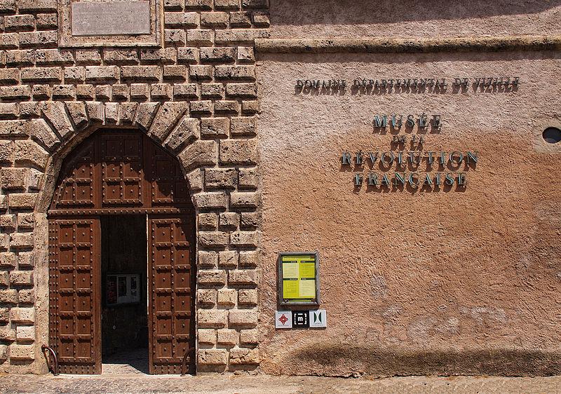 Le musée de la Révolution à Vizille 800px-12
