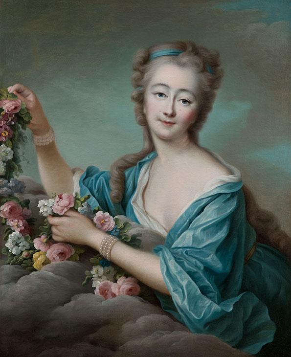 Portraits de Mme Du Barry par Drouais - Page 2 A_bord10