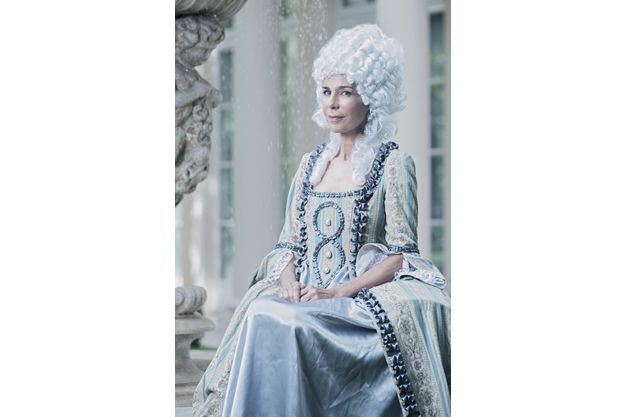Charmer, s'égarer et mourir, roman sur Marie-Antoinette de Christine Orban Christ10