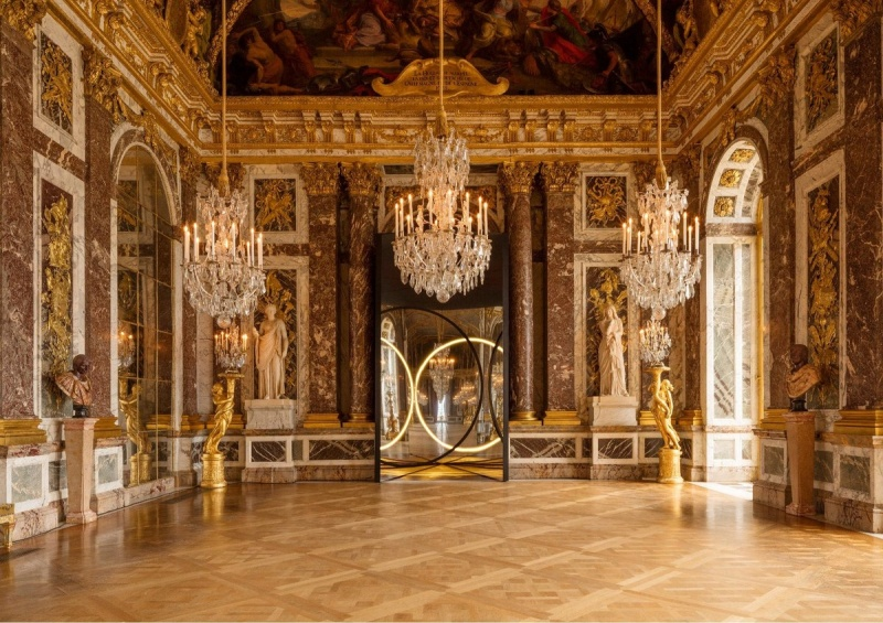 Prochain artiste à Versailles : Olafur Eliasson Slide_11