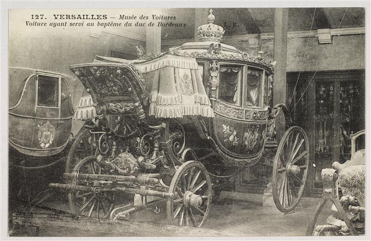 Musée des carrosses à Versailles - Page 3 Zlouis16