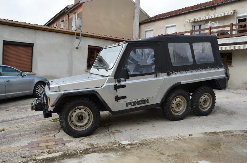Restauration Jeep 6X6 Poncin Jeep6x10