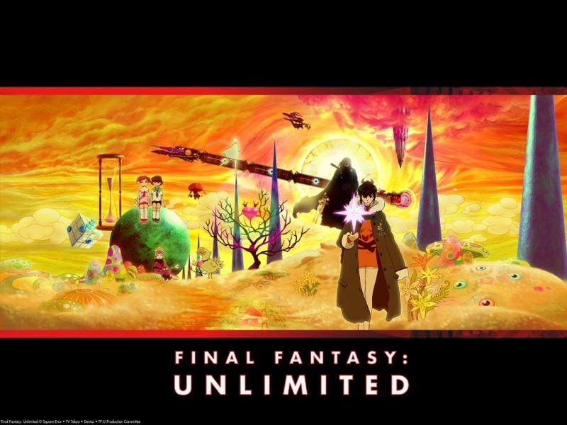 Final Fantasy: Unlimited Final-10