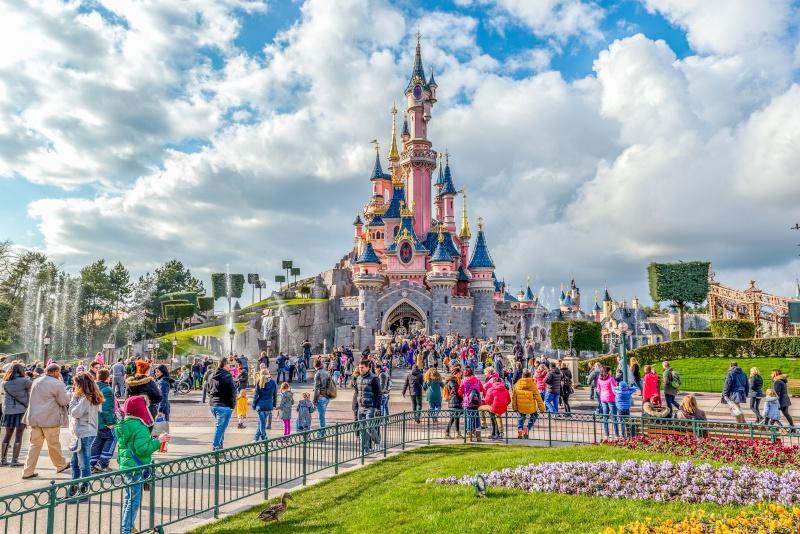 Photos de Disneyland Paris en HDR (High Dynamic Range) ! - Page 7 Image13