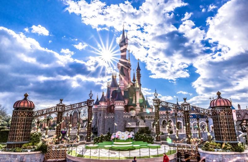 Photos de Disneyland Paris en HDR (High Dynamic Range) ! - Page 7 Image14