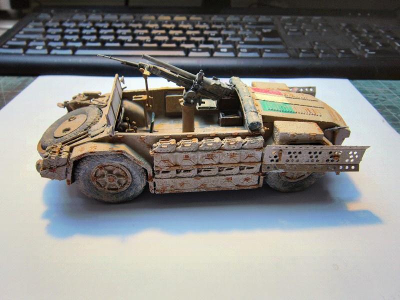 ABM 41/42 with 47/32 AT gun [italeri 1/35] 28452510