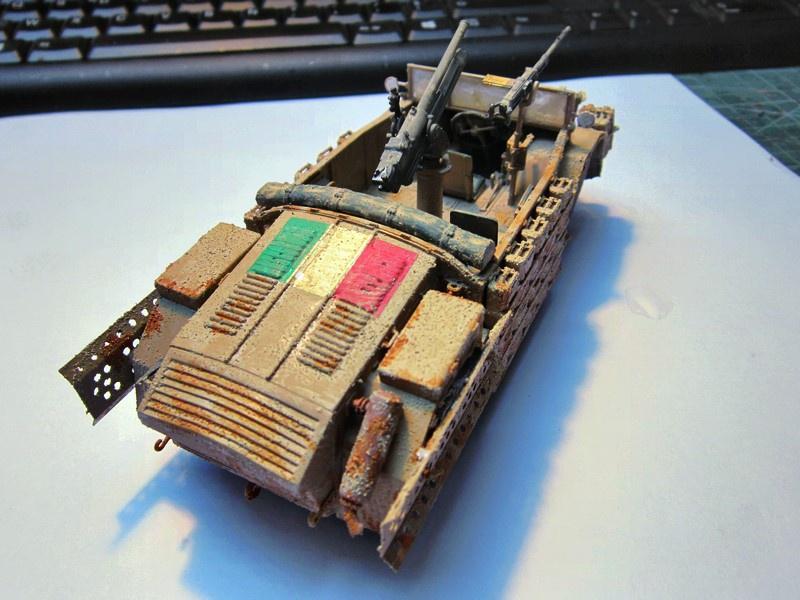 ABM 41/42 with 47/32 AT gun [italeri 1/35] 33834310