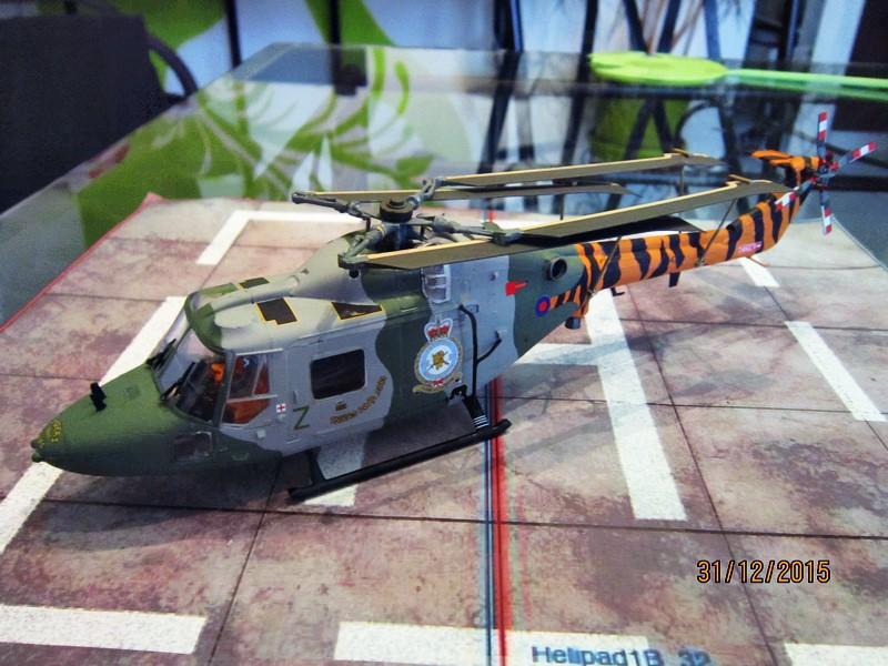 "Westland ""LYNX"" AH-7 [1/48° de AIRFIX] 70191110"