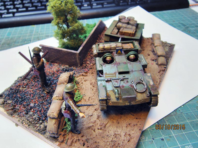 French Armored carrier UE   [1/35 de Tamiya] 86306910