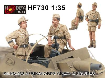 sd.Kfz.233 8-Rad with 7,5cm Gun (dio fini ) - Page 2 H73010