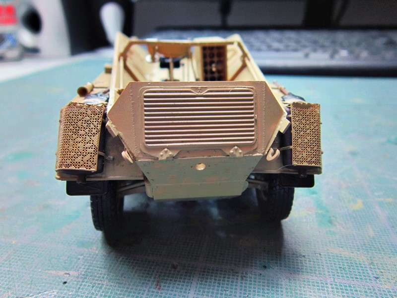 sd.Kfz.233 8-Rad with 7,5cm Gun (dio fini ) - Page 2 Img_4365