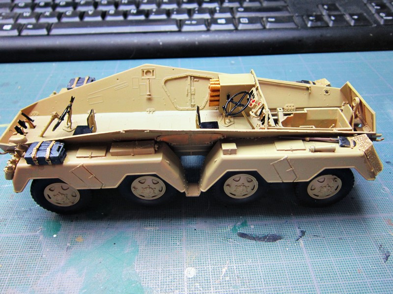 sd.Kfz.233 8-Rad with 7,5cm Gun (dio fini ) - Page 2 Img_4368