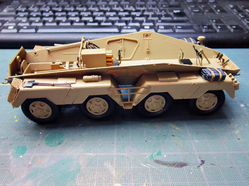 sd.Kfz.233 8-Rad with 7,5cm Gun (dio fini ) - Page 2 Img_4369