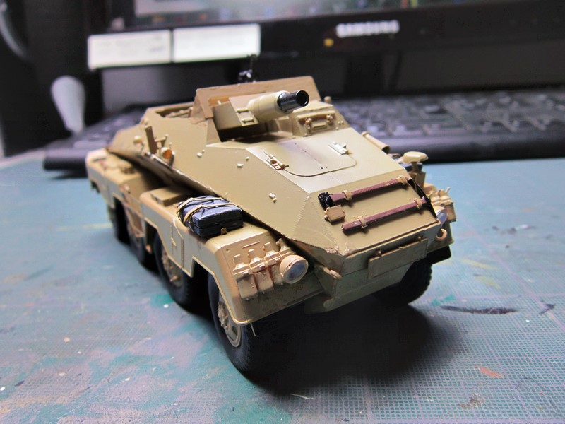 sd.Kfz.233 8-Rad with 7,5cm Gun (dio fini ) - Page 2 Img_4373