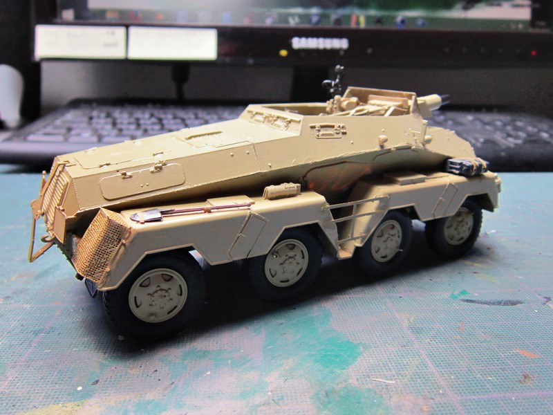 sd.Kfz.233 8-Rad with 7,5cm Gun (dio fini ) - Page 2 Img_4375