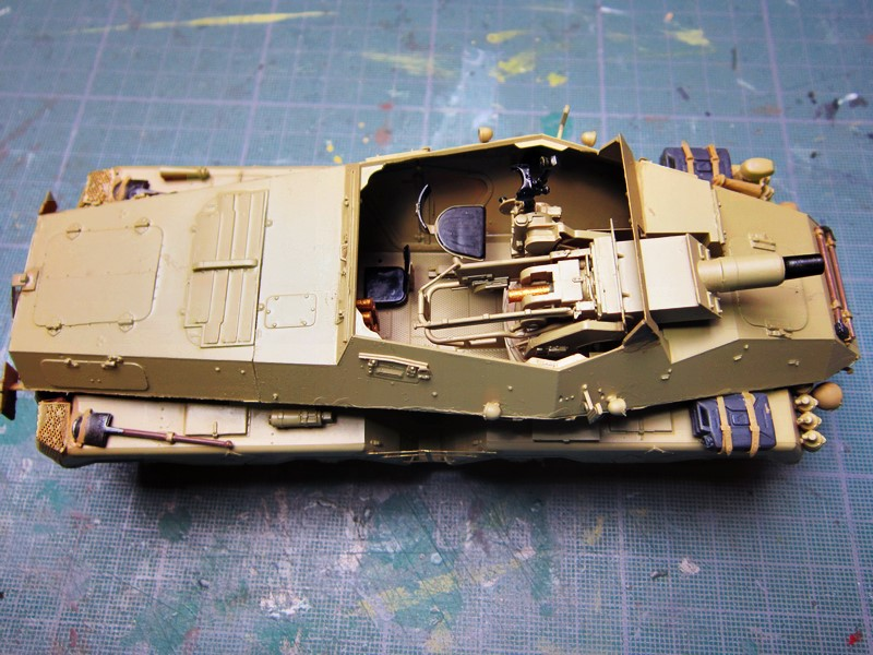 sd.Kfz.233 8-Rad with 7,5cm Gun (dio fini ) - Page 2 Img_4376