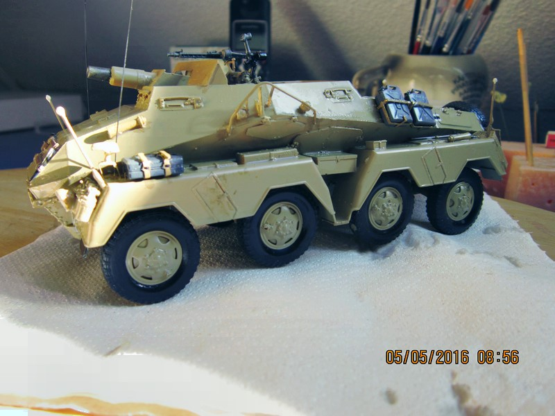 sd.Kfz.233 8-Rad with 7,5cm Gun (dio fini ) - Page 2 Img_4379