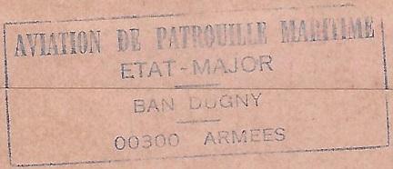 * DUGNY - LE BOURGET * Ban_du10