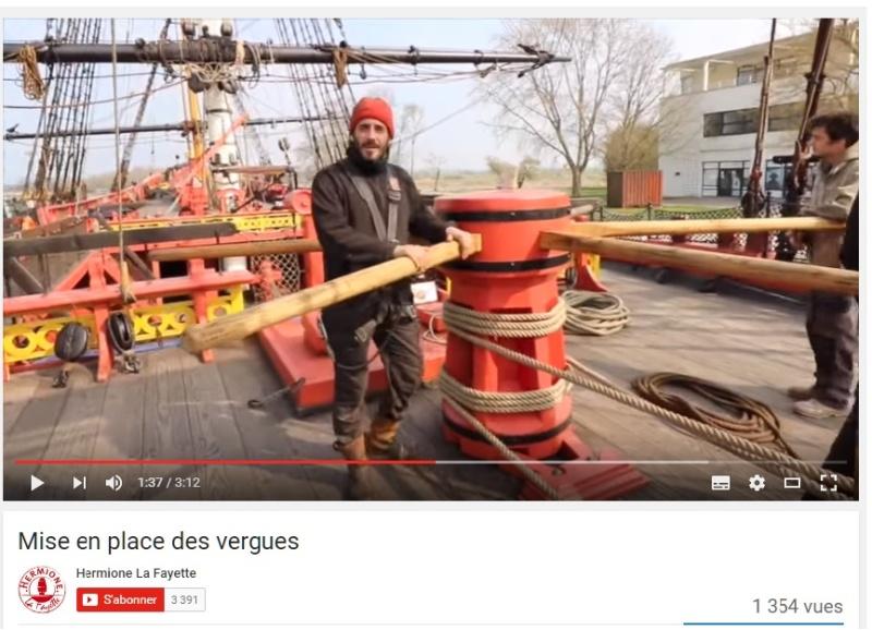 """Construction du """"Sovereign of the Seas"""" au 1/84 par Glénans - Partie II Cabest10"""