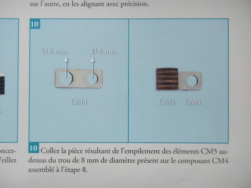"""Construction du """"Sovereign of the Seas"""" au 1/84 par Glénans - Partie II - Page 2 Dscn3950"""