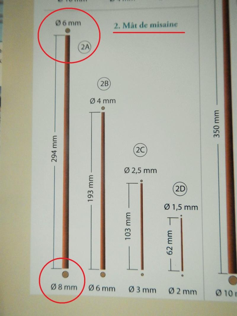 """Construction du """"Sovereign of the Seas"""" (SotS) au 1/84 (Partie 2)  - Page 20 Dscn3960"""