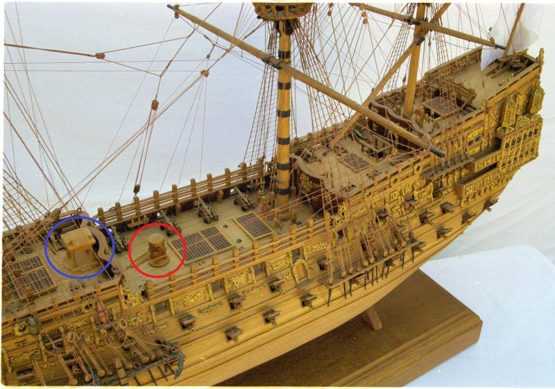 """Construction du """"Sovereign of the Seas"""" au 1/84 par Glénans - Partie I - Page 40 Souver10"""